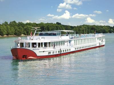 Dunai hajóút Passau-Bécs-Passau