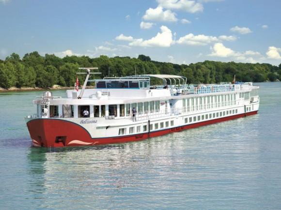Dunai hajóút Passau-Bécs-Passau MS Bellissima****