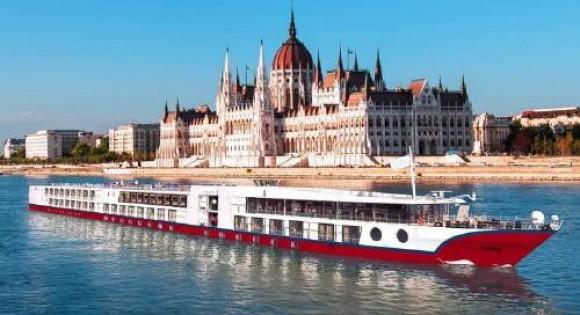 Dunai hajóút Budapest - Passau - társas út