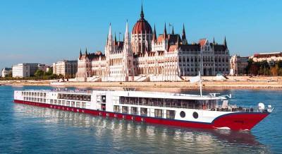 Dunai hajóút Passau - Budapest MS Maxima  2020