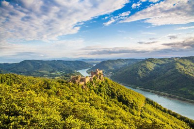 Rövid  dunai hajóút premium all inclusive wellness- Ausztria