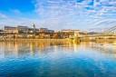 Transzeurópai hajóút Budapestről Strasbourgba  13nap