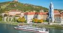 Dunai Gourmet hajóút premium all inclusive wellness Ausztria