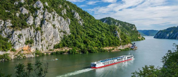Budapest - Duna delta dunai hajóút